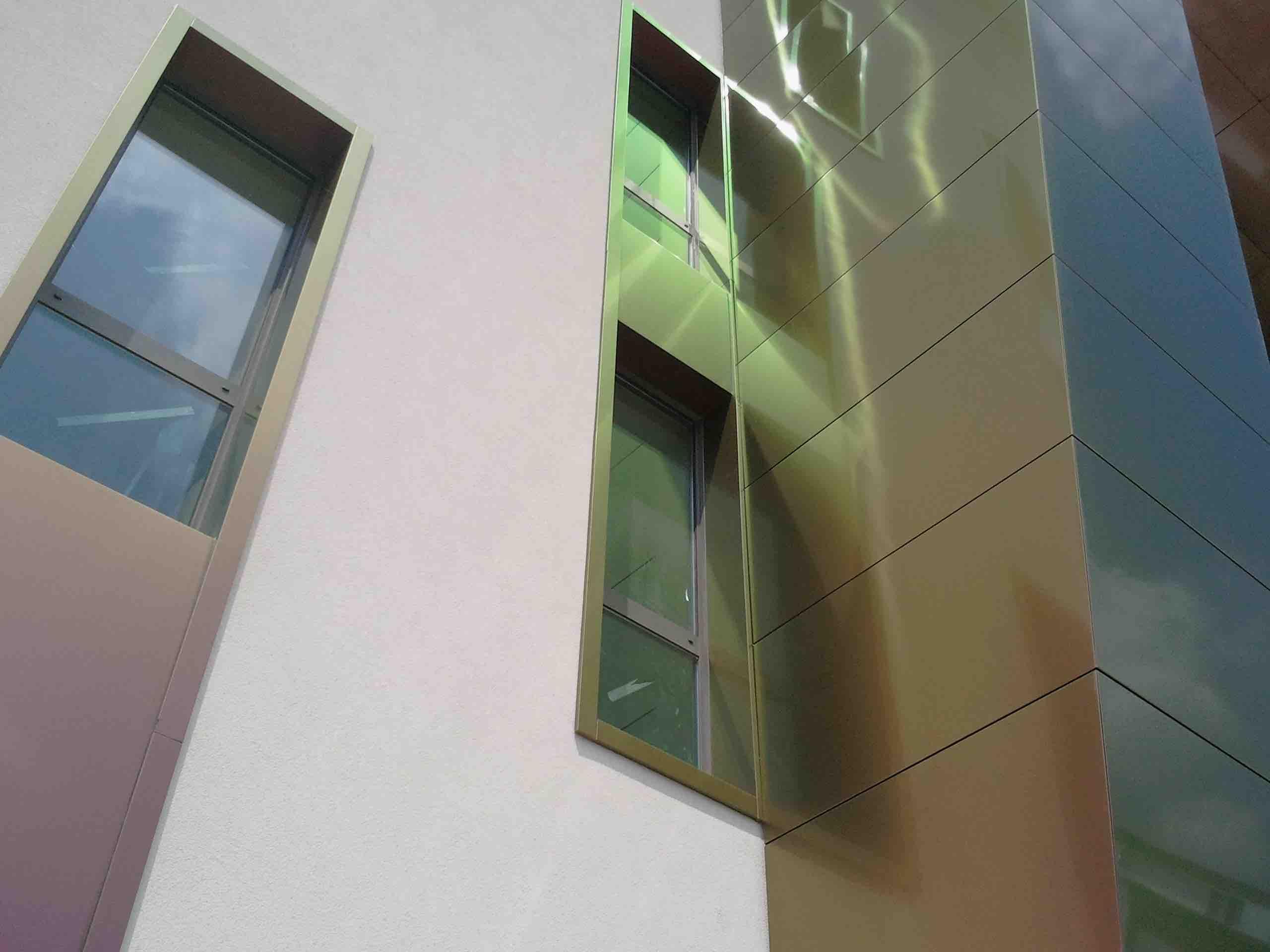 3 facciata ventilata in alucobond