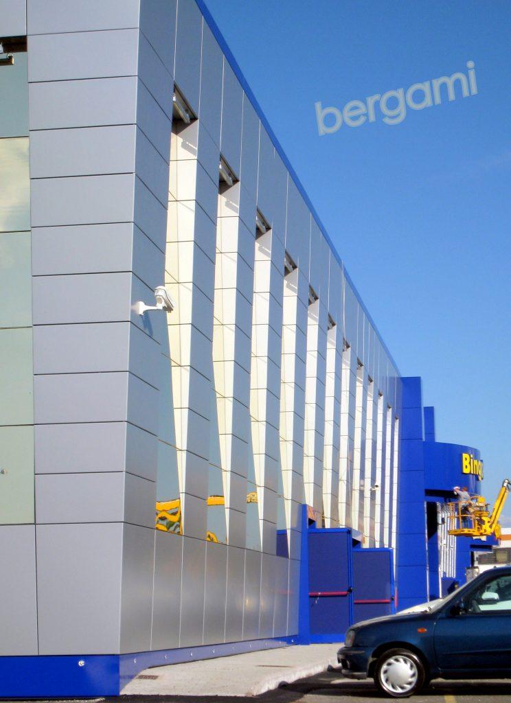 facciata ventilata hi-tec bergami