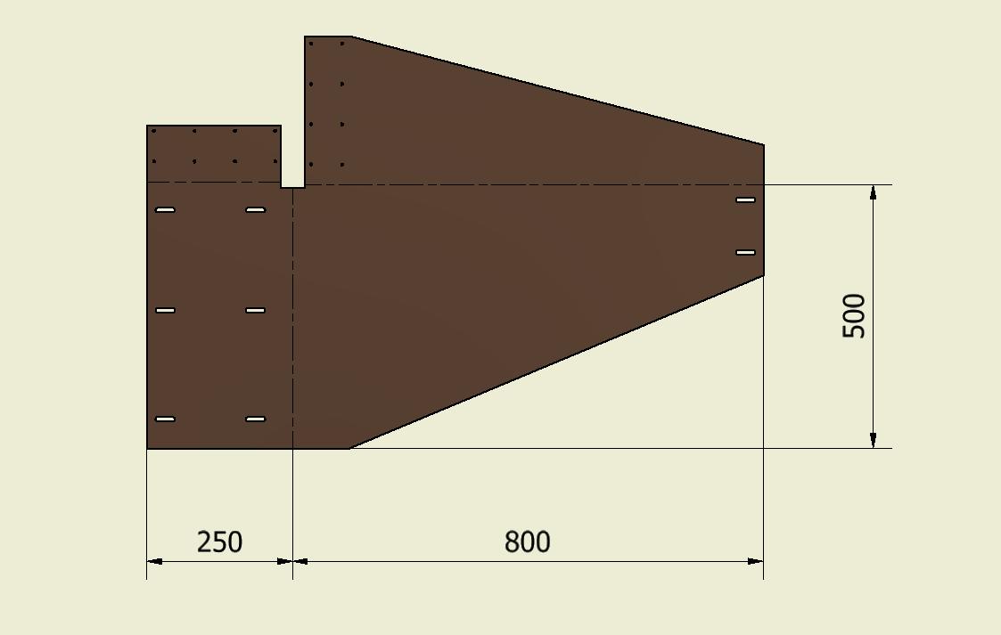 esempio appositamente realizzato al SOLO scopo schematico